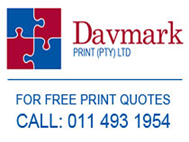 Davmark - Davmark Print has been a leader in the printing solutions industry for 30 years. What started off as a small printing company servicing a handful of clients, has grown along with those clients to become a one-stop solution for printing service excellence.